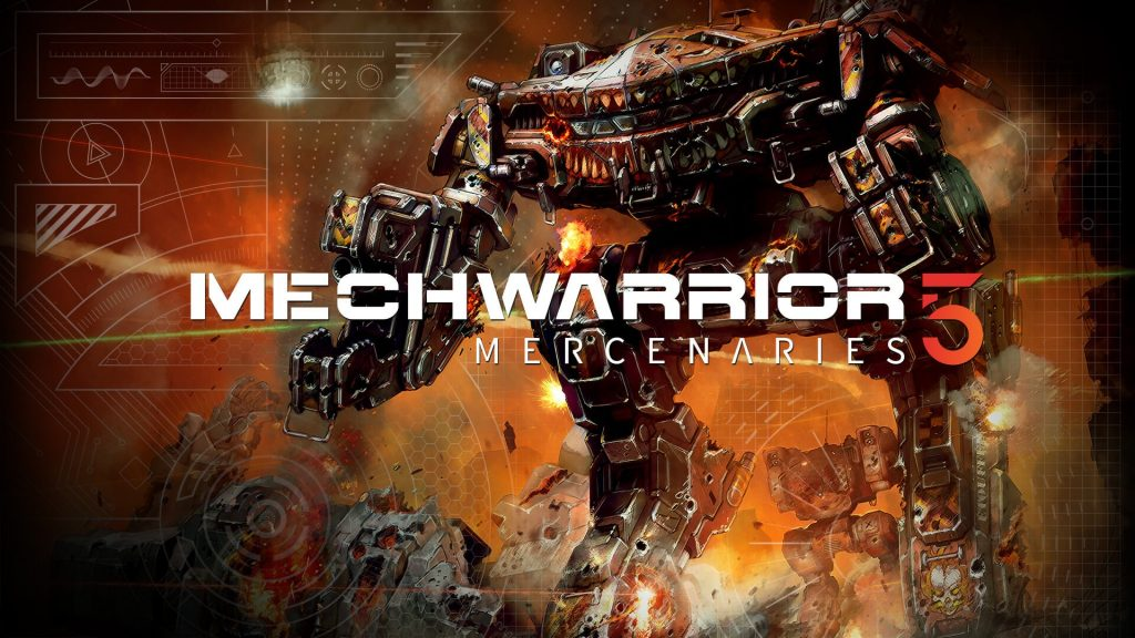 MechWarrior 5-Mercenaries