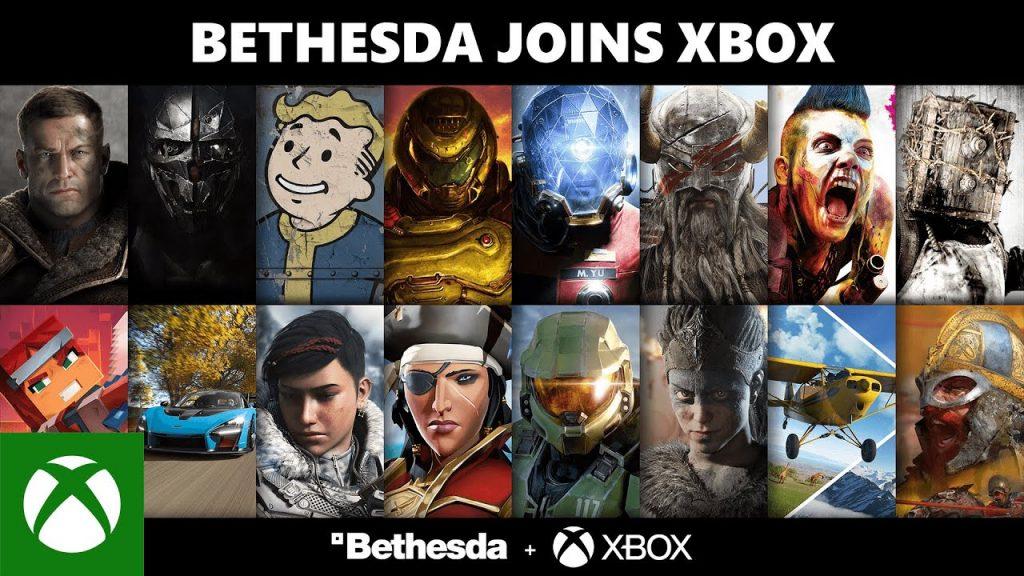Xbox-Bethesda Microsoft