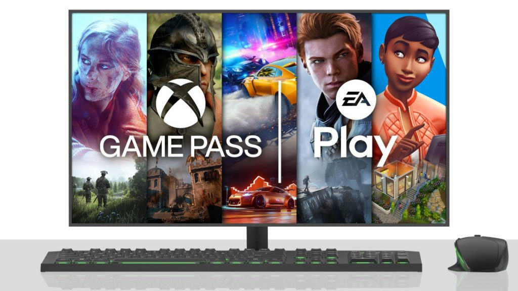 Xbox Game Pass-EA-Play-PC
