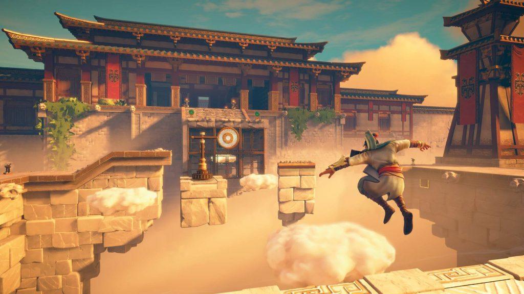 Immortals Fenyx Rising Miti del Regno D'Oriente Rovine di Tian