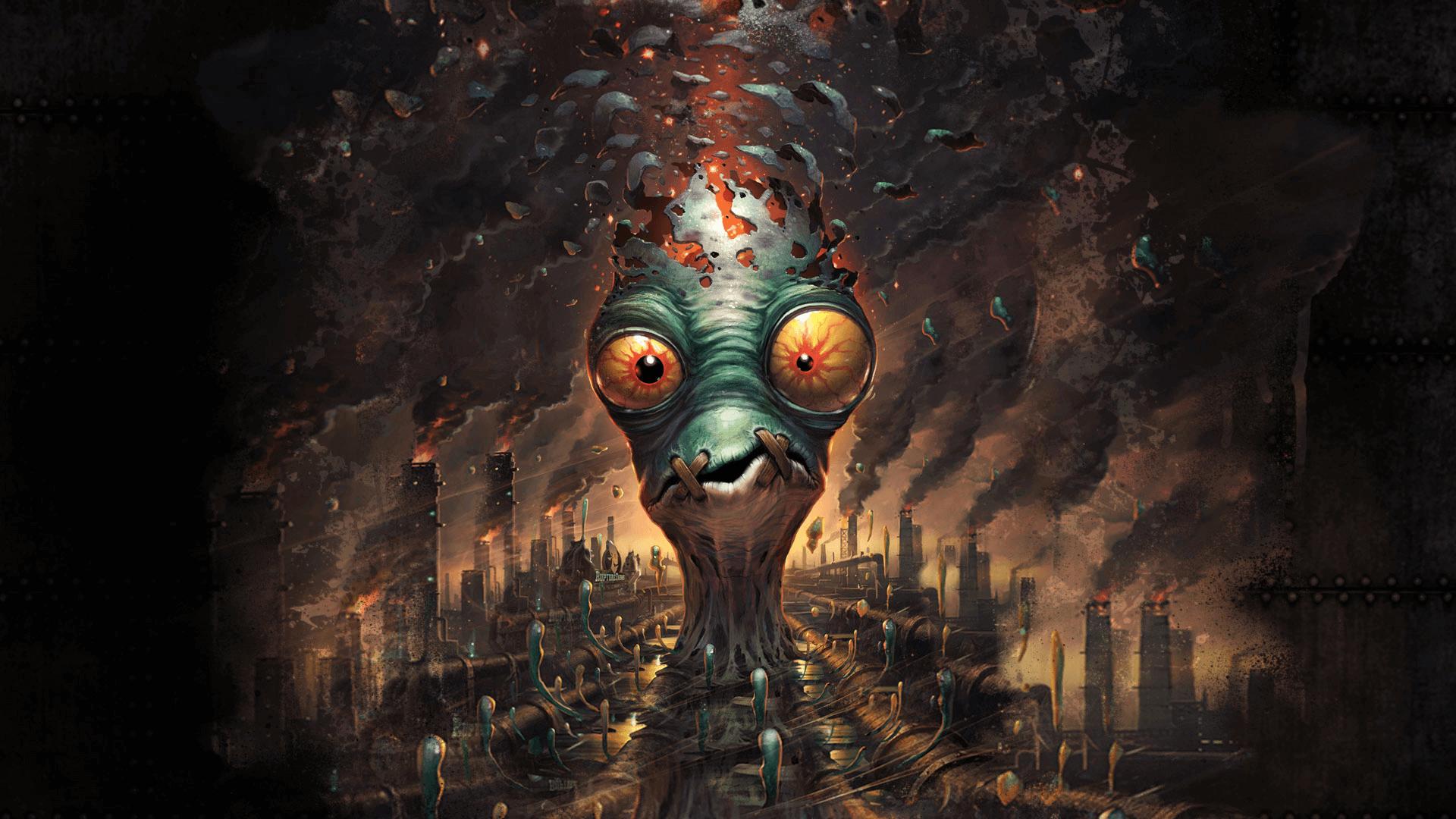 Oddworld Saga