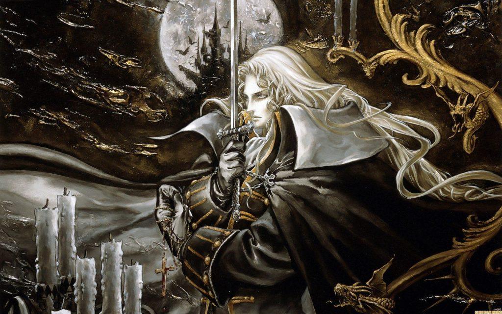 Castlevania-Alucard