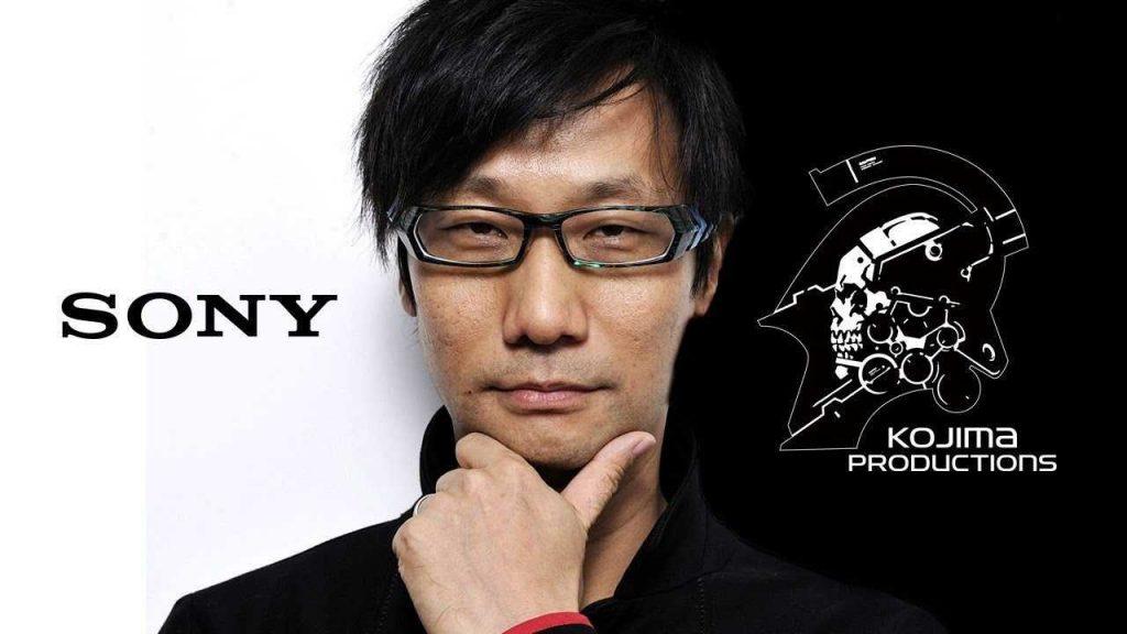 Kojima incontro col regista