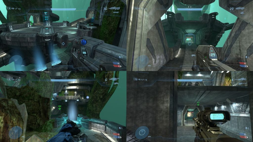 Halo single player