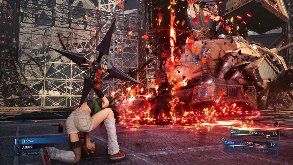 giugno Final Fantasy 7 Remake Intergrade