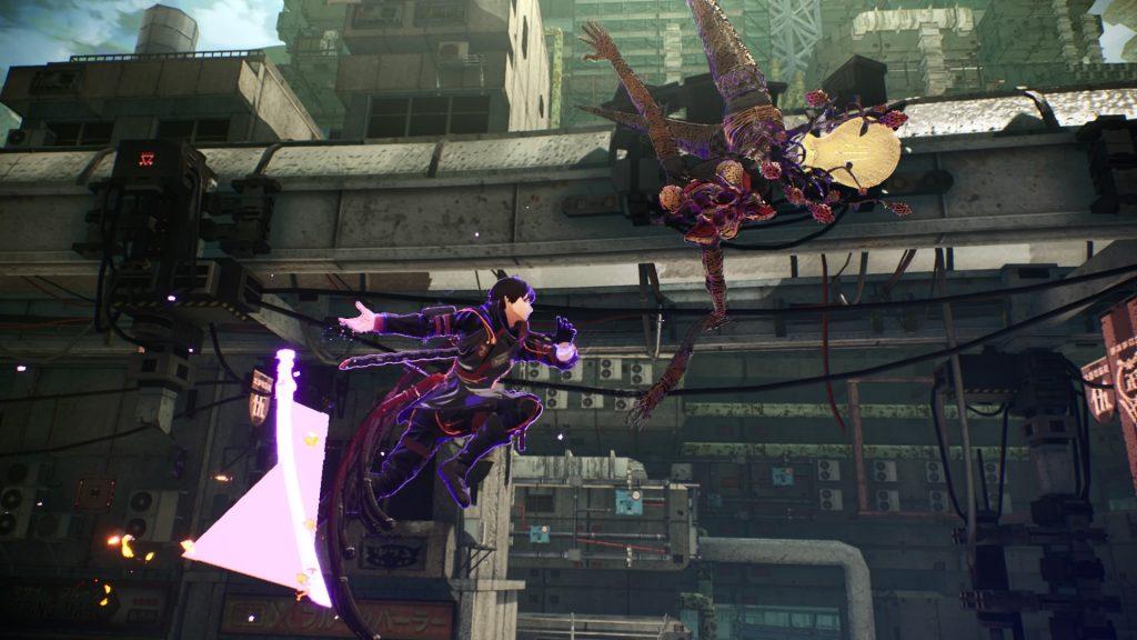 Una fatal Kill di Scarlet Nexus che avviene stancando il nemico.