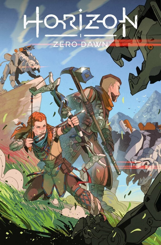 Horizon Zero Dawn Liberation