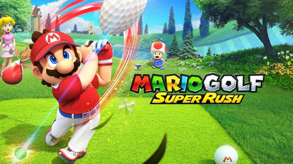Mario Golf Super Rush 1 Giugno