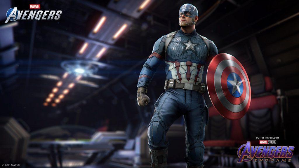 Marvel's-Avengers-Captain-America-MCU-Skin