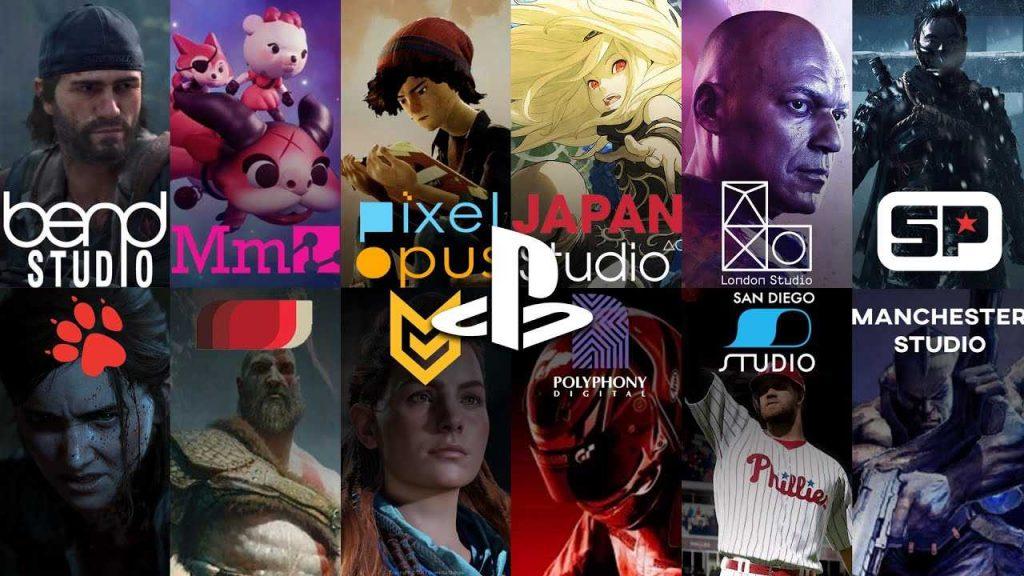 PlayStation-Studios