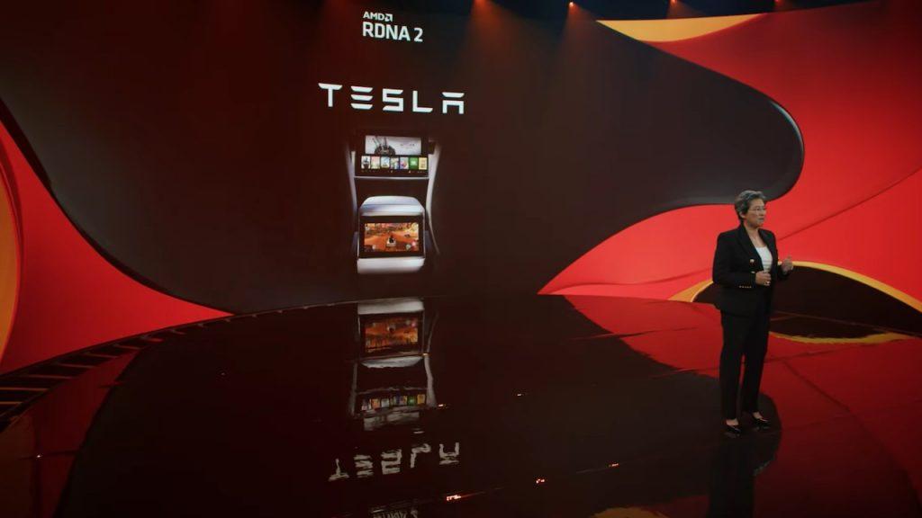 Tesla-AMD