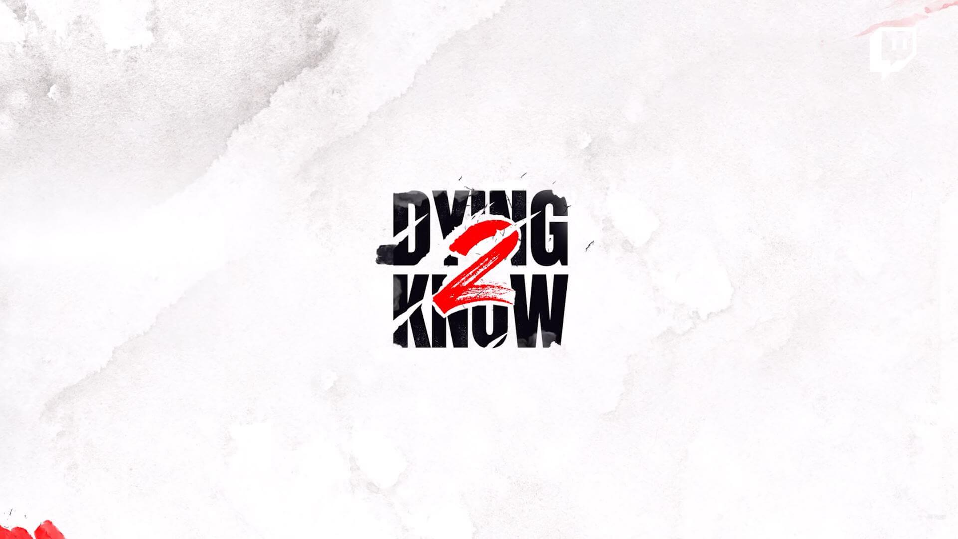 Dying 2 Know è la livestream dedicata a Dying Light 2 Stay Human.