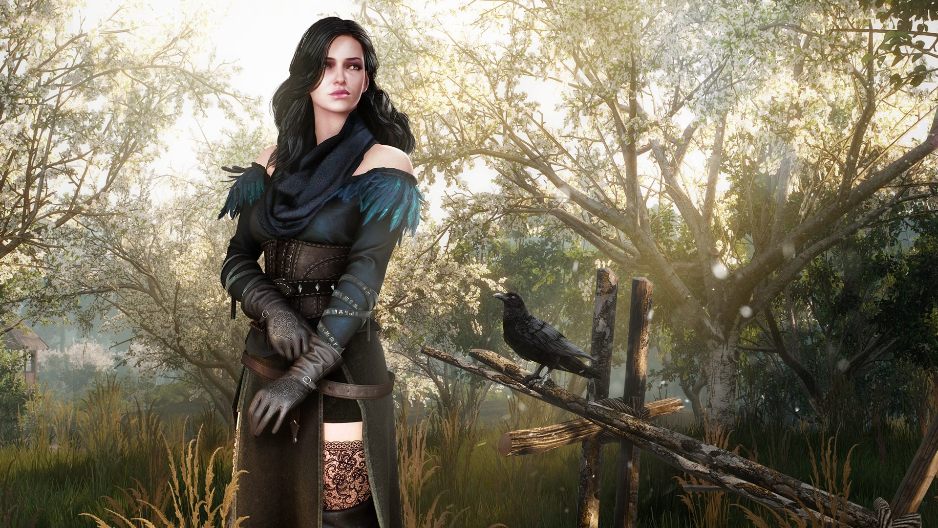 The-Witcher-3-Yennefer-1
