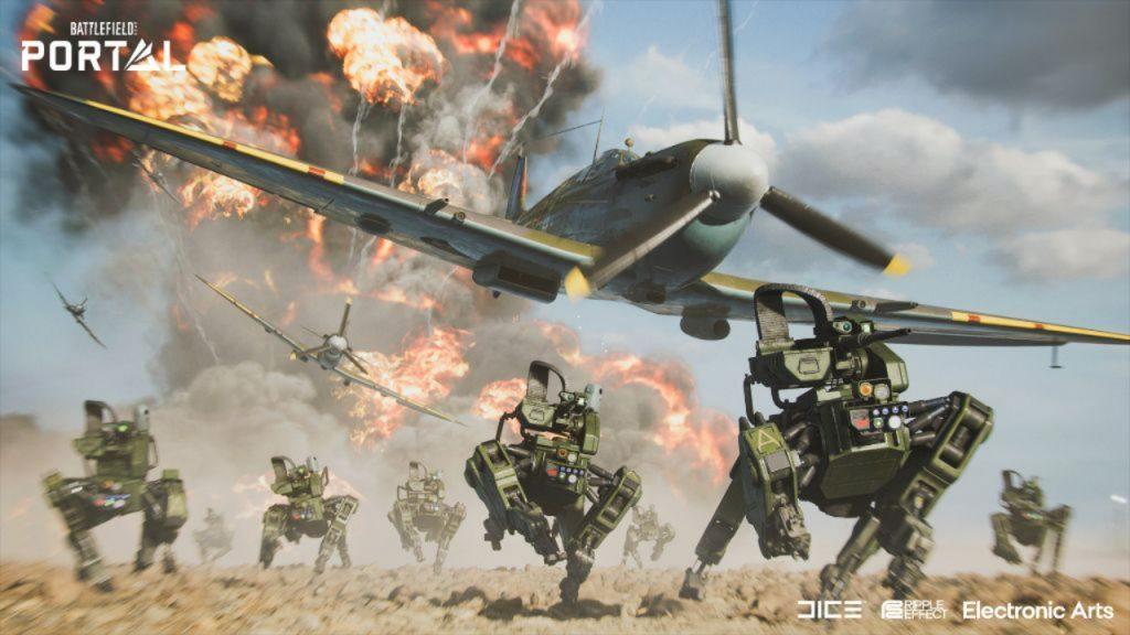 Battlefield Portal EA Play Live