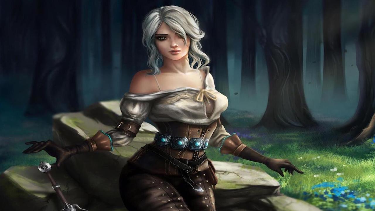 Ciri-The-Witcher-3-wild-hunt