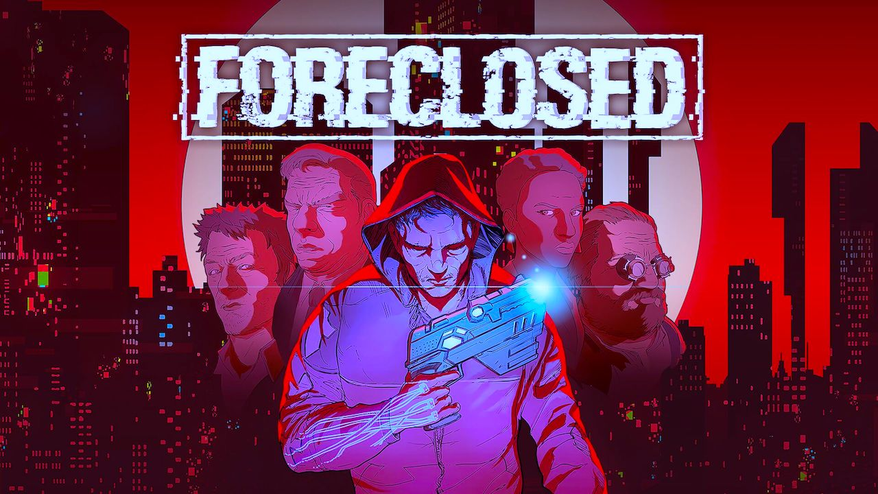 forclosed