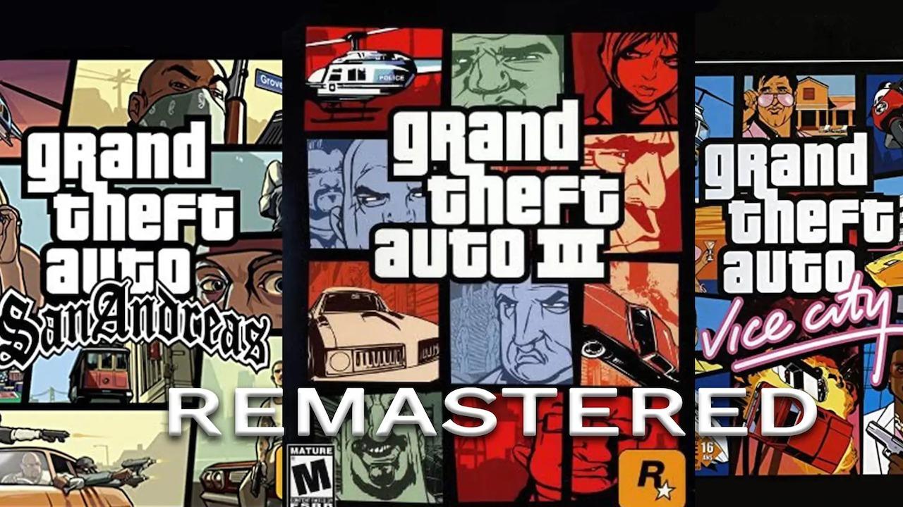 GTA-Remastered