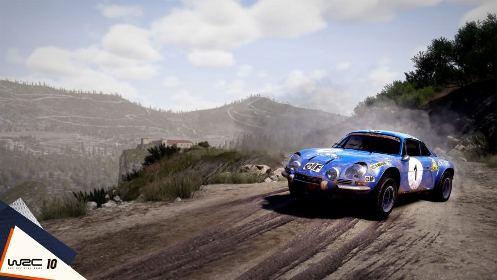 WRC 10 50° anniversario