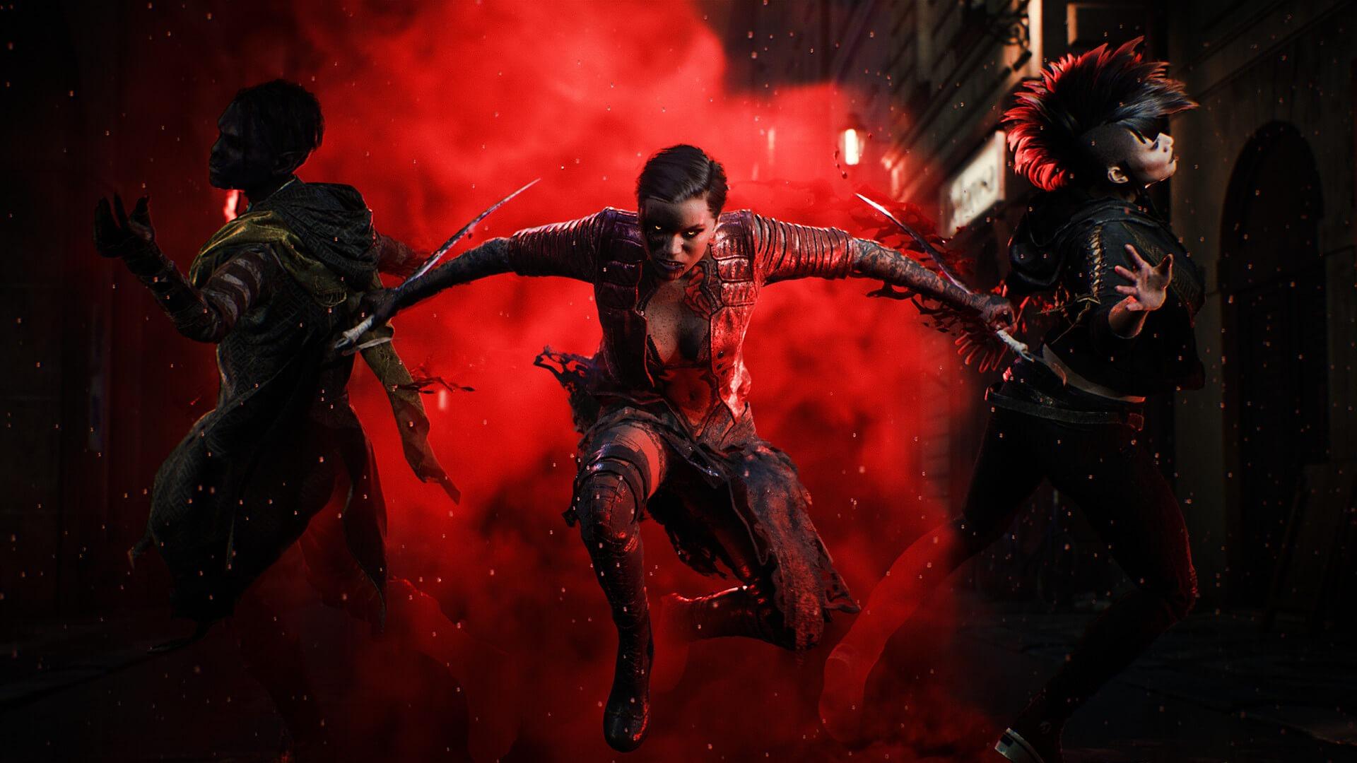 Vampire The Masquerade Blood Hunt, battle royale a tema Vampiri del mondo Whitewolf