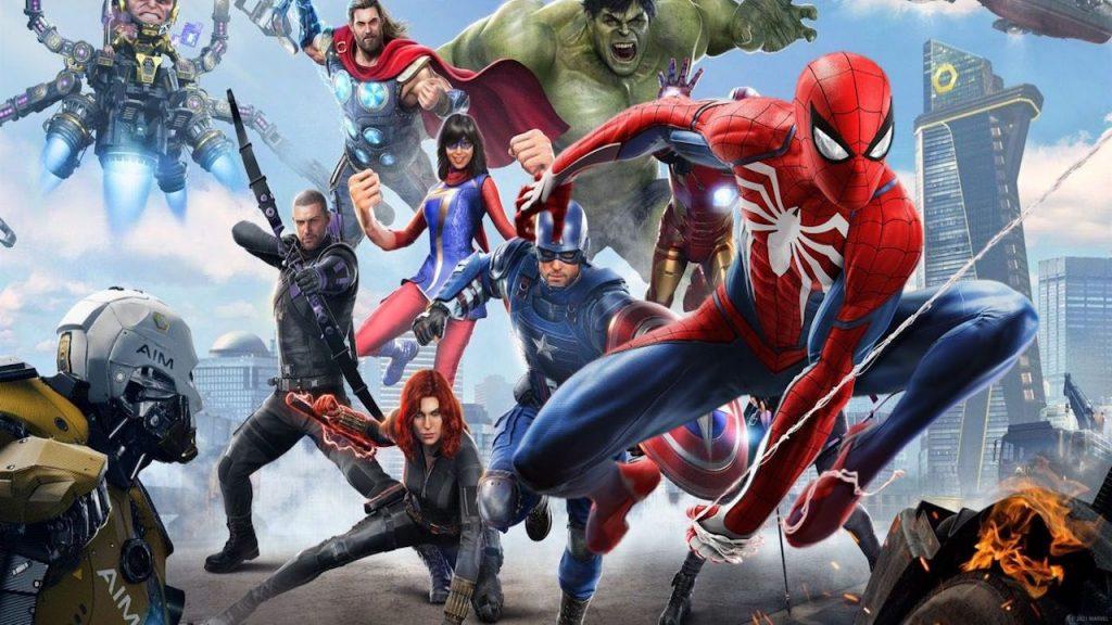 Marvels-Avengers-Spider-Man