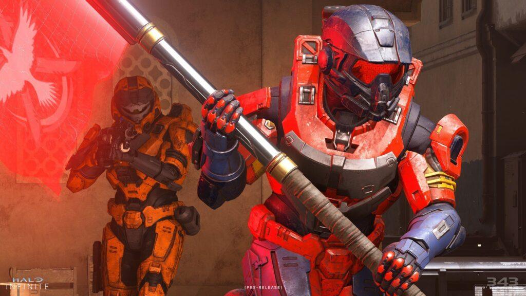 Halo Inifnite Multiplayer