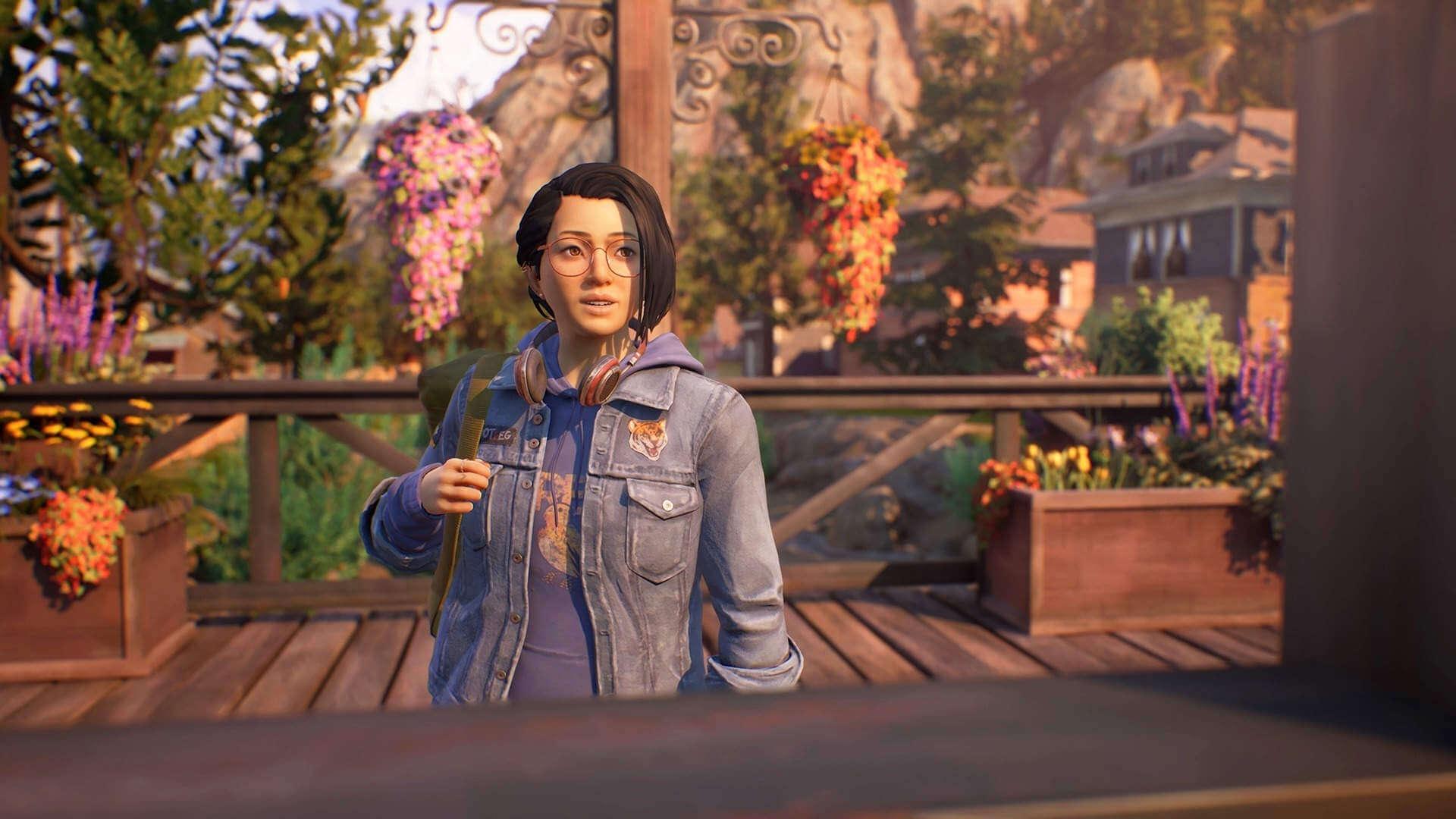 Life is Strange: True Colors, in cui Haven Springs è la nuova casa di Alex Chen.