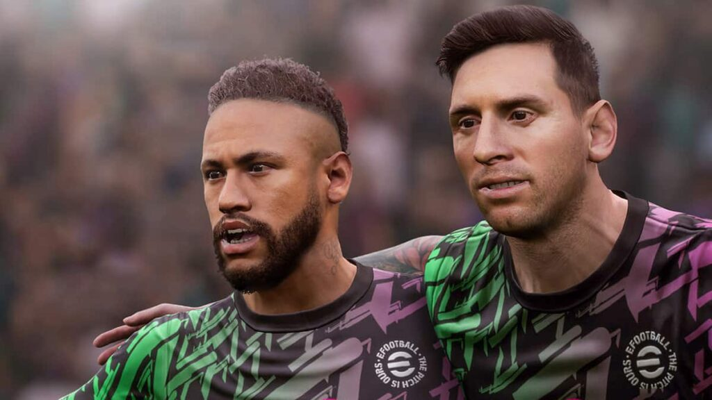 Messi efootball 2022