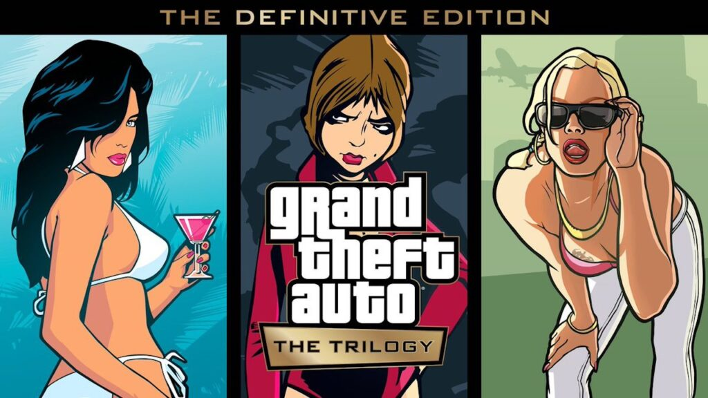 GTA: The Trilogy – The Definitive Edition