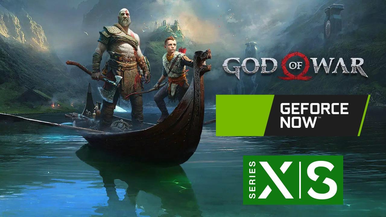 God-of-War GEFORCE NOW XBOX