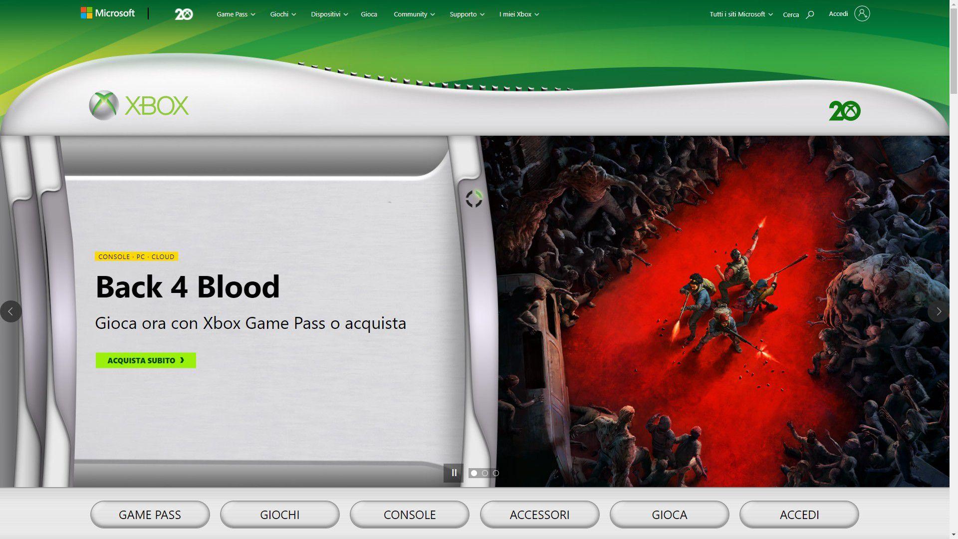 Microsoft-Xbox-sito-ufficiale-360-dashboard