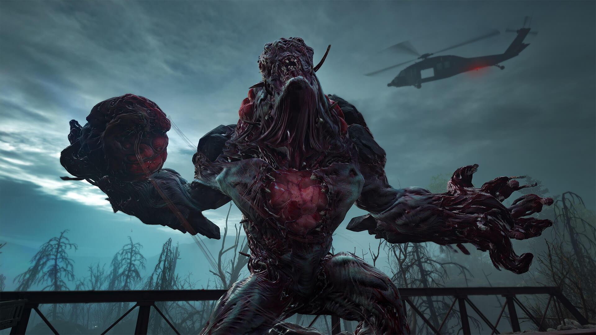 Gli Infestati di Back 4 Blood sono incubi su due gambe da affrontare.