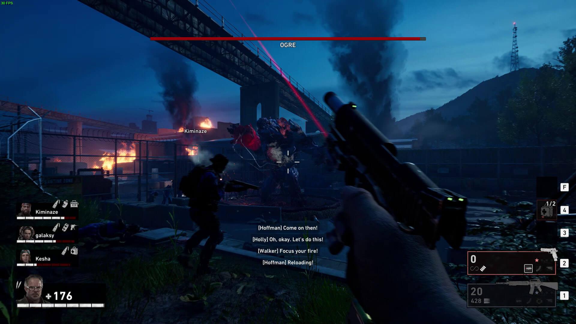 Il gameplay di Back 4 Blood non risulta tanto diverso dai fasti di left 4 Dead.